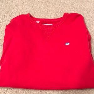 Red Southern Tide Sweatshirt